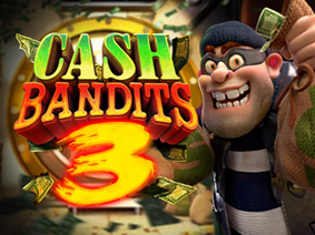 New Game - Cash Bandits 3