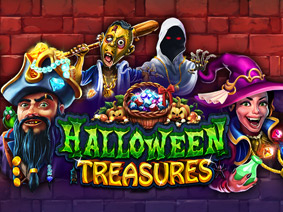 New Game - Halloween Treasures