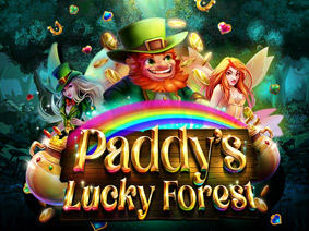New Game - paddys Lucky Forest