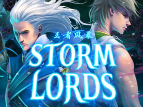 New Game - Storm Lords