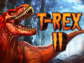 New Game - T-Rex II